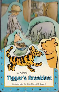 Image for Tigger's Breakfast (Chunky Board Book)