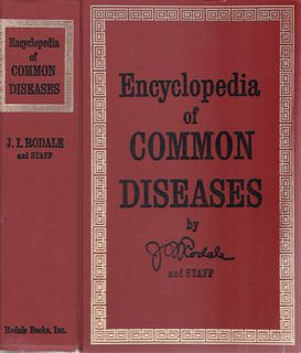 Image for The Encyclopedia of Common Diseases