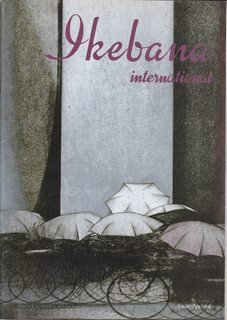 Image for Ikebana International (Issue No. 64)