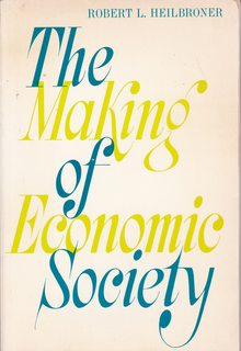 Image for The Making of Economic Society