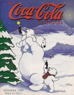 Image for The Coca-Cola Catalog Holiday 1995 Volume 10 Issue 1