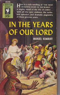 Image for In the years of Our Lord