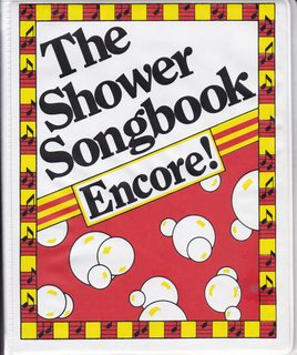 Image for The Shower Songbook: Encore