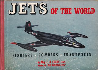 Image for Jets of the World: Fighters-Bombers-Transports