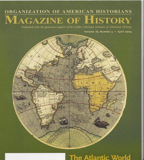 Image for Magazine of History; Vol. 18 No. 3 April, 2004