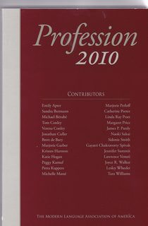 Image for Profession: 2010