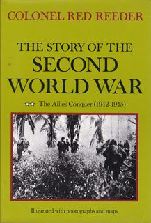 Image for The Story of the Second World War- The Allies Conquer (1942-1945)