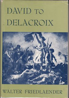 Image for David to Delacroix