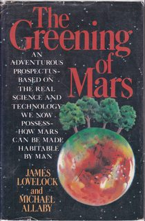 Image for The greening of Mars