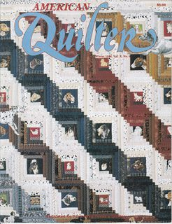 Image for American Quilter Magazine, Winter 1994 (Volume Ten, Number 4)
