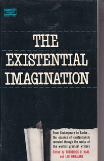 Image for The Existential Imagination