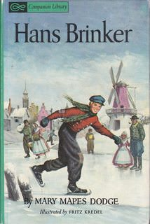 Image for Hans Brinker : or, The silver skates; a story of life in Holland