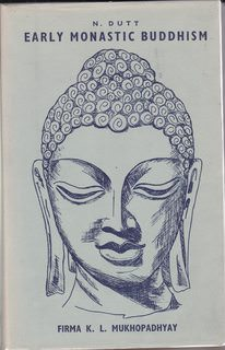 Image for Early Monastic Buddhism
