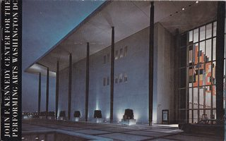Image for John F. Kennedy Center for the Performing Arts, Washington DC Guidebook