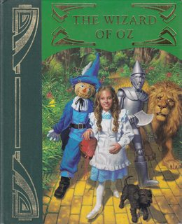 Image for Wizard of Oz (Heirloom Classics (Deluxe))