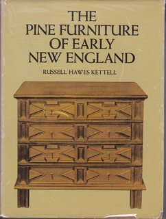 Image for The Pine Furniture of Early New England