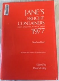 Image for Jane's Freight Containers, 1977