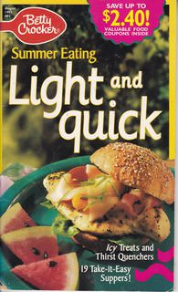 Image for Summer eating light and quick (Creative recipes)