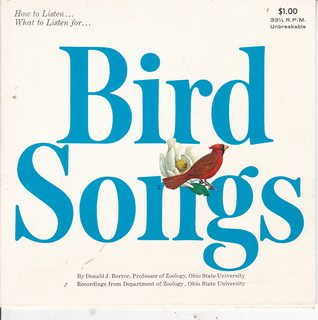 Image for Bird-Songs: How to Listen.. what to Listen for...  (2 sides 33 1/3 rpm 7 in. Unbreakable)
