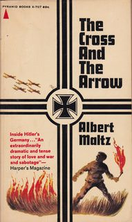 Image for The Cross and the Arrow (X-707)