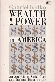 Image for Wealth and Power in America