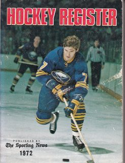 Image for Hockey Register 1972