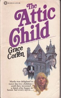 Image for The Attic Child