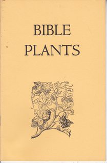 Image for Bible Plants