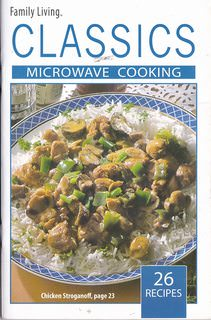 Image for Family Living Classics: Microwave Cooking
