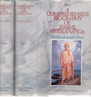 Image for A Comprehensive Biography of Swami Vivekananda in Two Parts