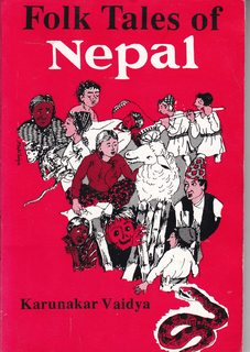 Image for Folk Tales of Nepal