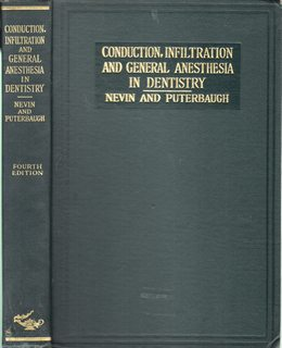 Image for Conduction, Infiltration and General Anesthesia in Dentistry