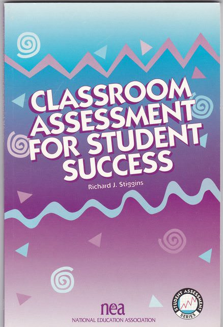 Image for Classroom Assessment for Student Success (Student Assessment Series) (Student Assessment Series) (Student Assessment Series)