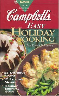Image for Campbell's Easy Holiday Cooking for Family and Friends