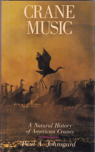 Image for Crane Music: A Natural History of Cranes