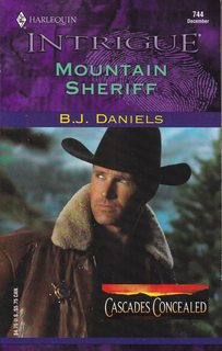 Image for Mountain Sheriff (Cascades Concealed)
