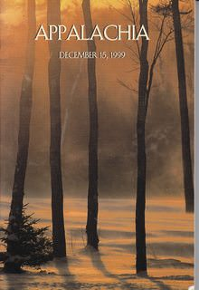 Image for APPALACHIA (Volume LI, No. 4; December 15, 1999; Magazine #209)