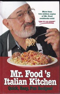 Image for Mr. Food's Italian Kitchen