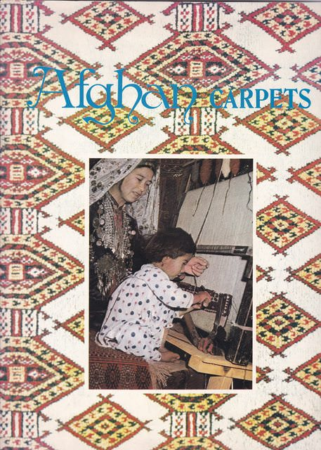 Image for Afghan Carpets