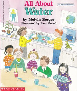 Image for All About Water (Do-It-Yourself Science)