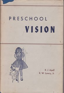 Image for Preschool Vision