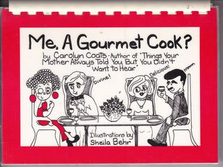 Image for Me, A Gourmet Cook?