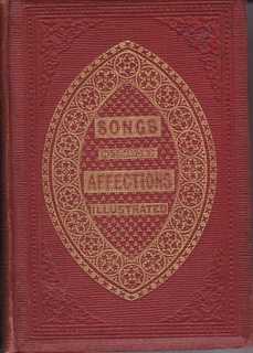 Image for Songs of the Affections (Elegantly Illustrated)
