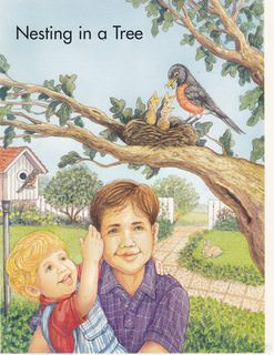 Image for Nesting in a Tree, Kindermusik Sheet Music Pamphlet