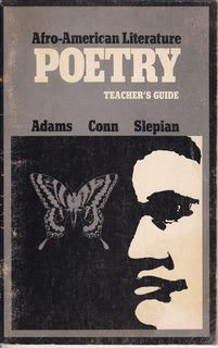 Image for Afro-American Literature Poetry: Teacher's Guide