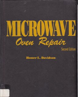 Image for Microwave Oven Repair