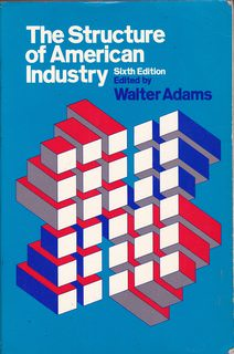 Image for Structure of American Industry, 6th Edition