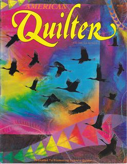 Image for American Quilter Magazine, Fall 1995