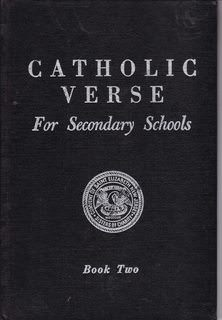 Image for Catholic Verse for Secondary Schools Book Two