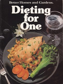 Image for Better Homes and Gardens Dieting for One (Better homes and gardens books)